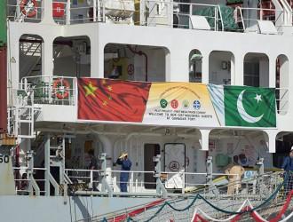 中国外交部:中方将继续与巴基斯坦推进中巴经济走廊建设