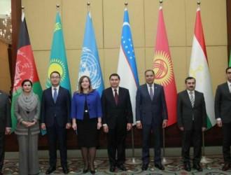中亚国家副外长会议在塔什干举行