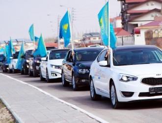 哈萨克斯坦国产车2019年增产54.7%
