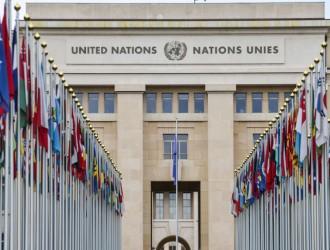 """中国常驻联合国日内瓦代表:反对借口""""民主""""""""人权""""干涉委内瑞拉、白俄罗斯内政"""