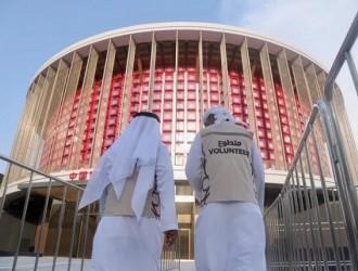 2020年迪拜世博会中国馆试运营迎来首批观众