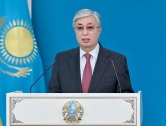 托卡耶夫总统在第十四届哈萨克斯坦能源欧亚论坛发表视频讲话